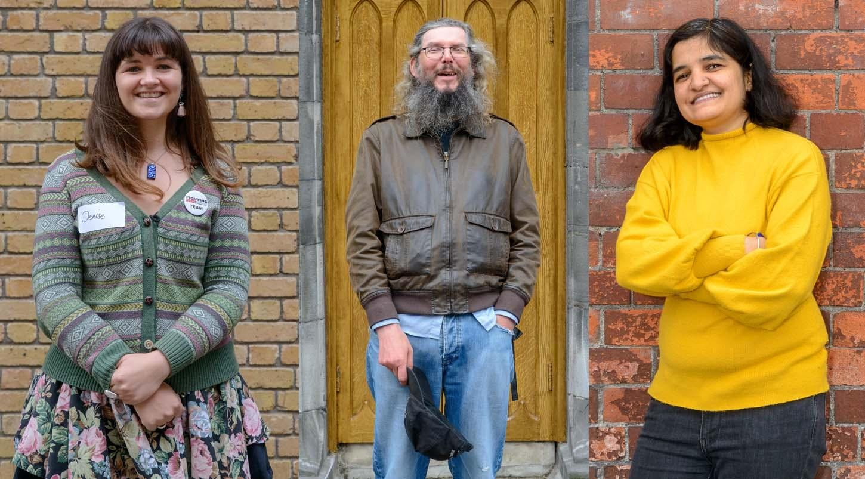 Get Connected - Celebrating Volunteering across Europe