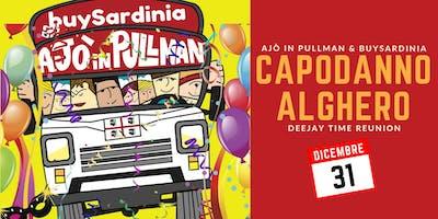 Capodanno 2019 ad ad Alghero con buySardinia & Ajò in pullman