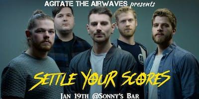 Settle Your Scores at Sonny's Bar
