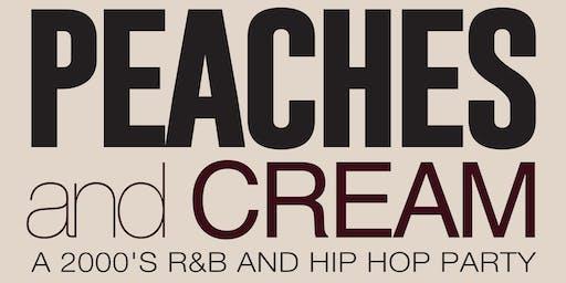 桃子和奶油-2000年R&B和嘻哈派对
