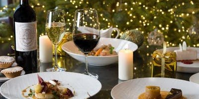Christmas Woodland 8 Course Dinner with a View of