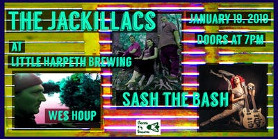 The Jackillacs, Sash The Bash,Wes Houp