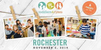 Toddlers & Tykes Rochester 2019