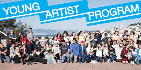 YOUNG ARTIST PROGRAM – SUMMER 2019 tickets