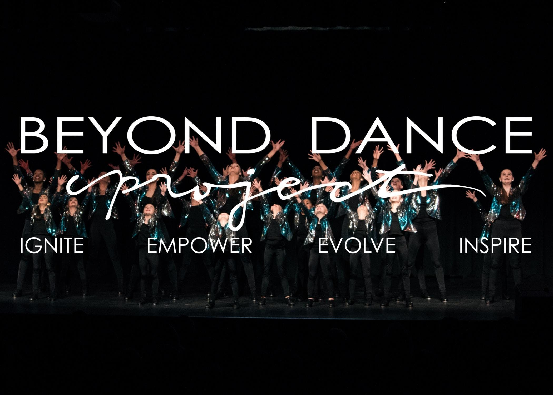 Beyond Dance Project Fundraising Company Show