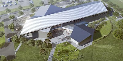 UHWO Academy for Creative Media Building Ground Breaking