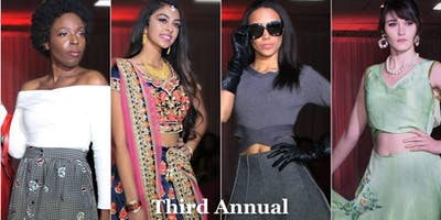 Hearts & Fabric Bollywood Fashion Show