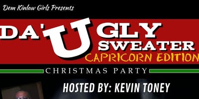 DA'Ugly Sweater Christmas Party