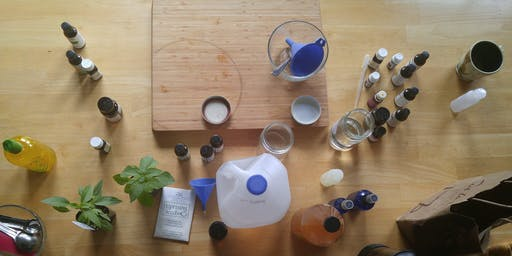 Eco-Friendly, DIY Skin Care Workshop