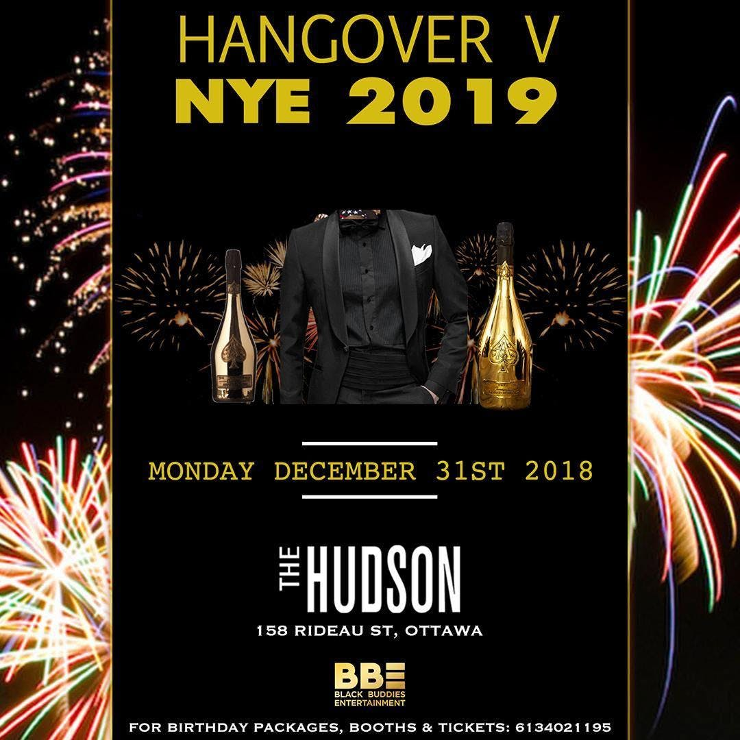 NYE PARTY MONDAY DEC. 31ST with special guest DJ from Toronto