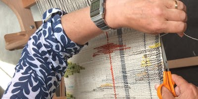 Have a go at weaving