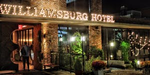 """12/31- """"NYE 2019"""" PARTY @ THE WILLIAMSBURG HOTEL"""