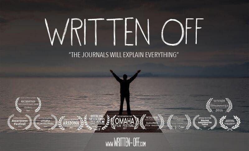 "Free Screening of the Documentary ""Written Of"