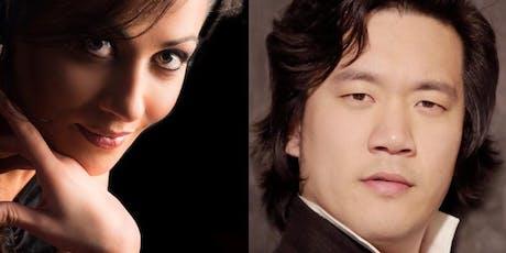 Valeria Sepe | Leon Kim | Davide Cavalli biglietti