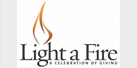 Light A Fire 2019 tickets