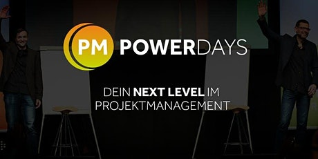 PM Powerdays Tickets