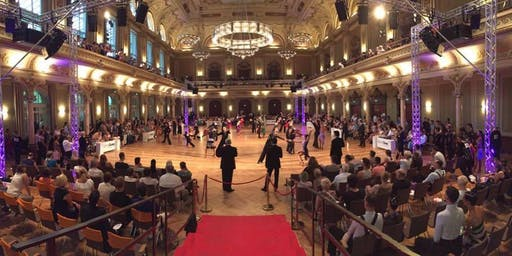 16. danceComp Wuppertal 05. - 07.07.2019 (Freitag)