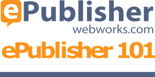 ePublisher 101 Training