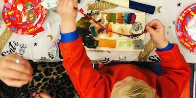 Ouder-Kind Creatieve kerstworkshop (6+)
