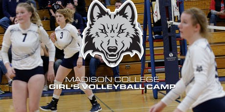 2019 Madison College Summer All Skills Volleyball Camp tickets
