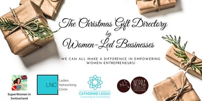 The Christmas Gift Directory from Women-Led Businesses
