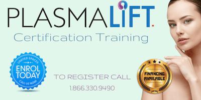 Plasmalift Fibroblast Certification Training - $3995 - Deposit applied to balance