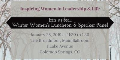 Inspiring Women in Leadership & Life