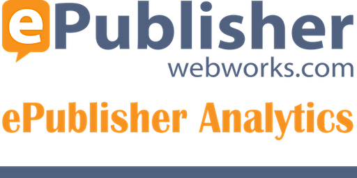 ePublisher Analytics Training