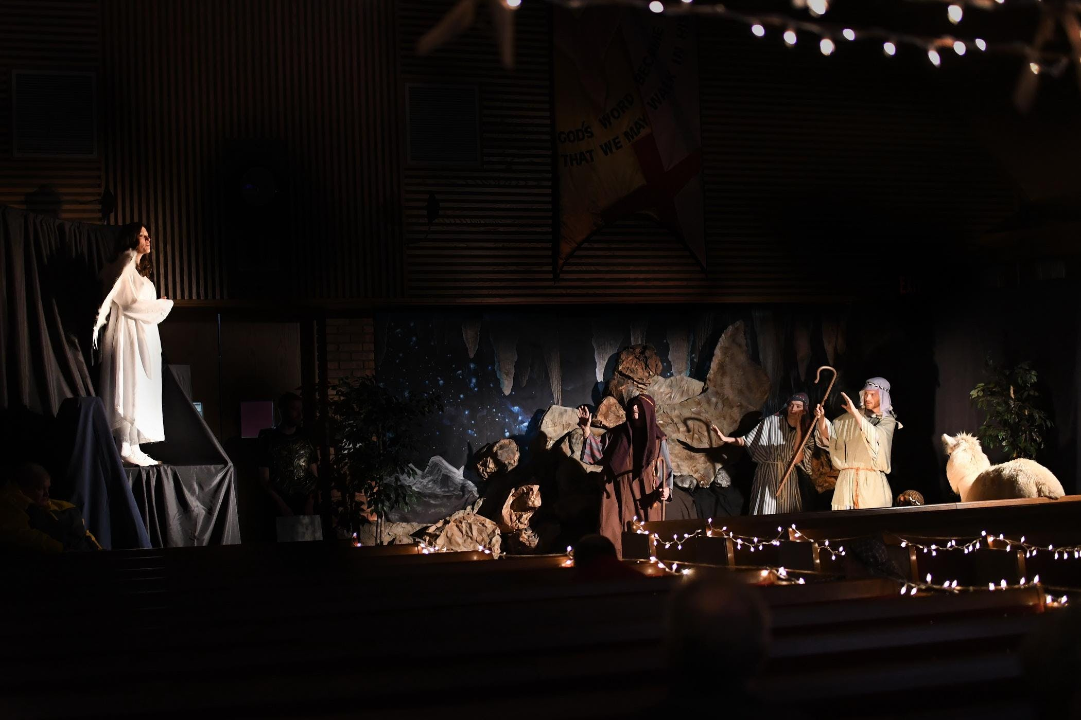 Living Nativity Tour
