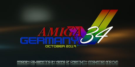 Amiga34 Germany Tickets