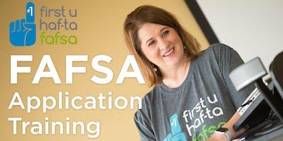 FAFSA Application Training