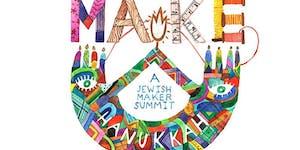 MAKE Hanukkah: A Jewish Maker Summit