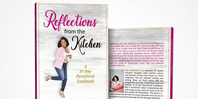 """Reflections from the Kitchen..."" by Mia Creswell Book Launch/Signing Party"