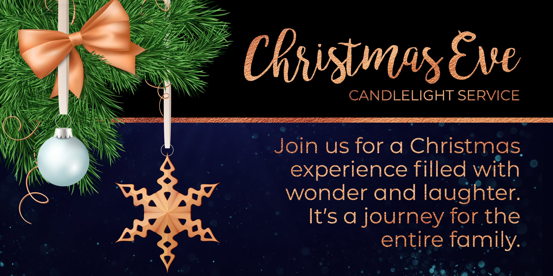 Christmas Eve Candlelight Service | Living Word Gilbert