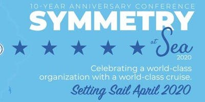 10-Year Anniversary Conference SYMMETRY AT SEA