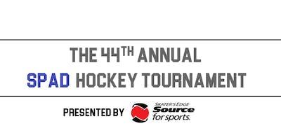 The 44th Annual SPAD Hockey Tournament
