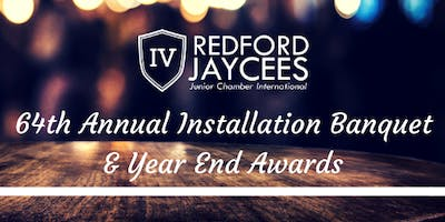 64th Annual Installation Banquet & Year End Awards