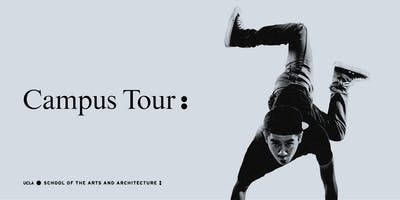 UCLA Arts Prospective Student Tour - 1/25
