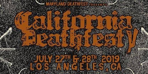 2019年加利福尼亚死亡节