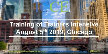 Training of Trainers 2019 tickets