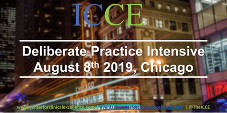 Deliberate Practice Intensive 2019 tickets
