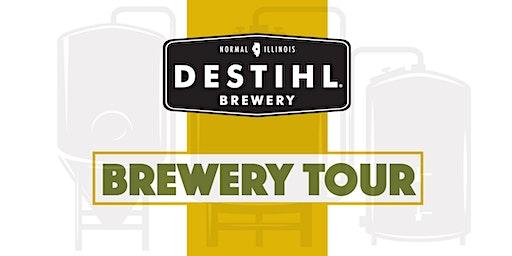 DESTIHL Brewery Tour & Beer Tasting