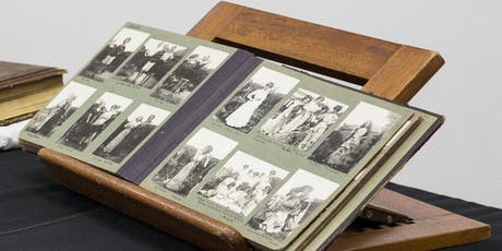 Preserving Your Family History: Photographs tickets