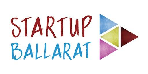 StartUp Ballarat MeetUp - Insights from Successful Start Ups (RateIt and Kapiche)