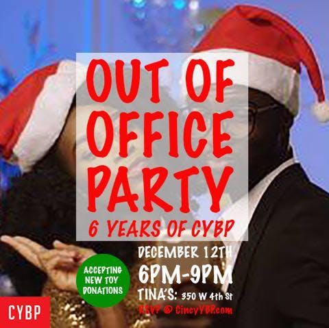 CYBP  Out of Office Anniversary Party and Fun