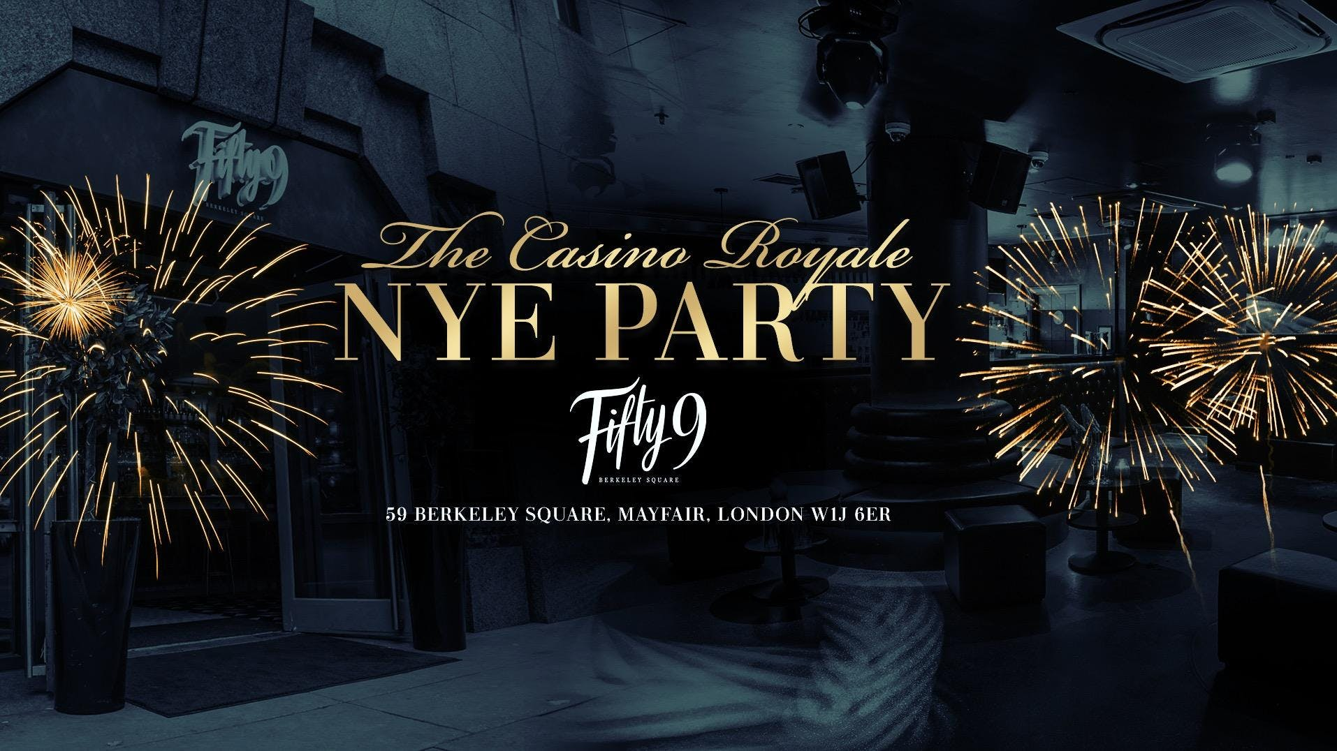 The Casino Royal New Years Eve London
