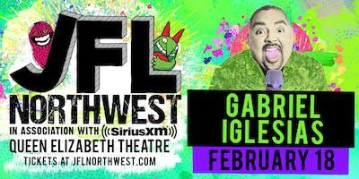 Gabriel Iglesias - Beyond The Fluffy World Tour