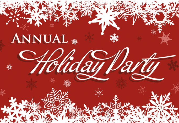 Holiday Party - Join us