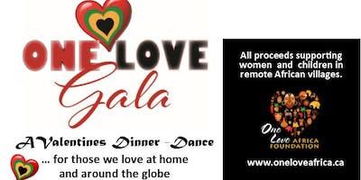 OneLove Valentines Dinner Dance Gala