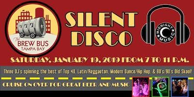 Silent Disco @ Brew Bus